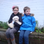 Maggie, Holly & Max